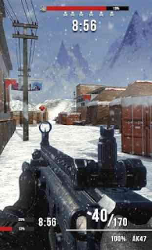World War Army - New Free FPS Shooting Games 3
