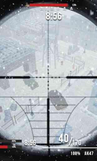 World War Last Sniper Hero: Sniper Shooting Games 2