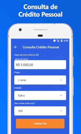 Consulta Empréstimo 4