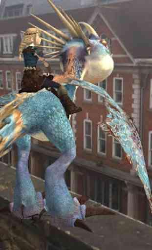DreamWorks Dragons AR 3