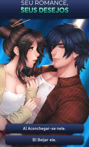 Is It Love? Sebastian - Adventure & Romance 2