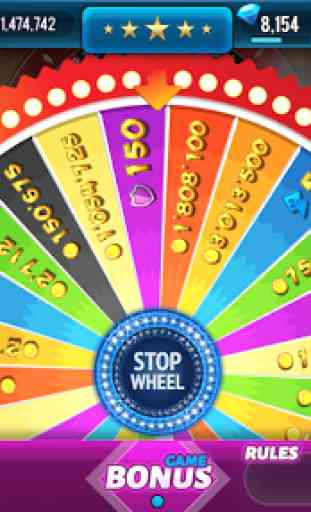 Lucky Spin - Free Slots Game with Huge Rewards 4