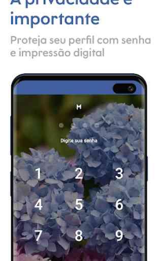 Maki: Facebook e Messenger em um único aplicativo 3