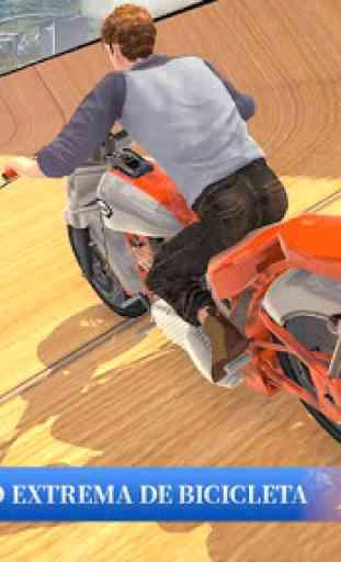 Mega moto rampas impossíveis acrobacias 1