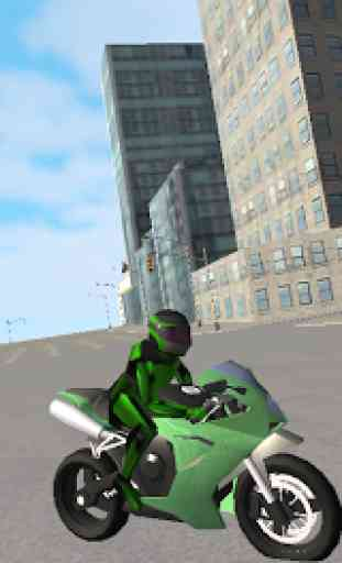 Motorbike Fun Driving 2