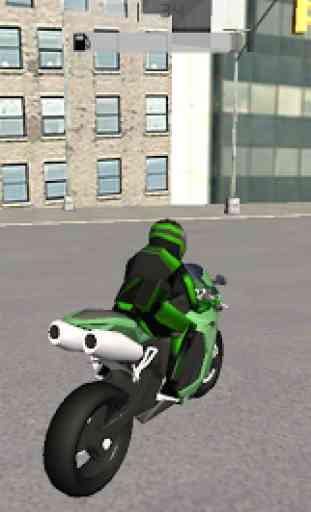 Motorbike Fun Driving 4