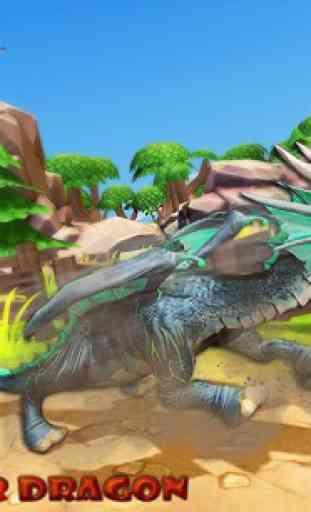 Real Dragons Training -  Kid Dragon Simulator 4