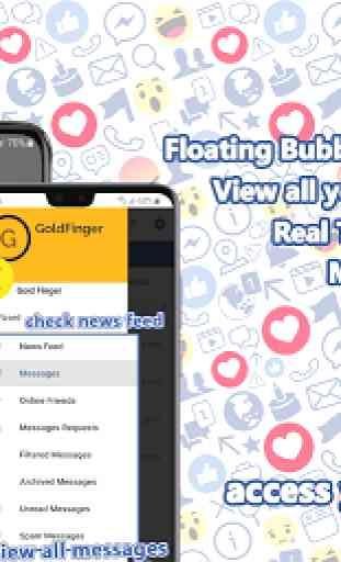 Tiny for Facebook™ Messenger - Lite for Messages 1