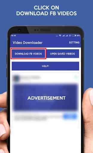 Video Downloader for Facebook -FB Video Downloader 1
