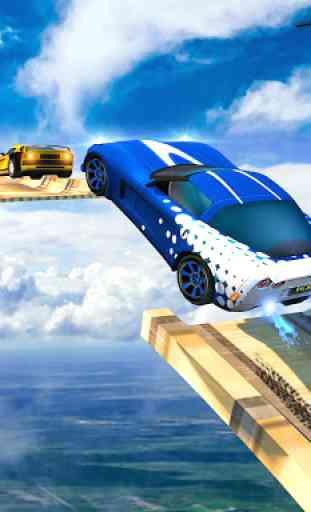 Condução extrema do carro da cidade: Acrobacias 2