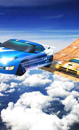 Condução extrema do carro da cidade: Acrobacias 4