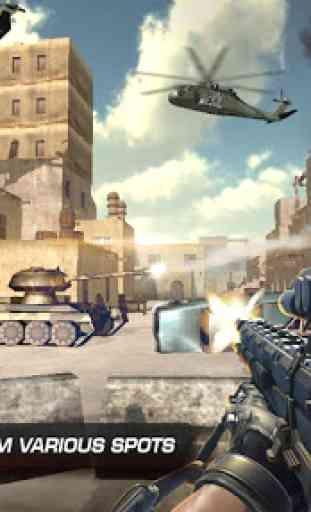 FPS Air Critical Strike 1