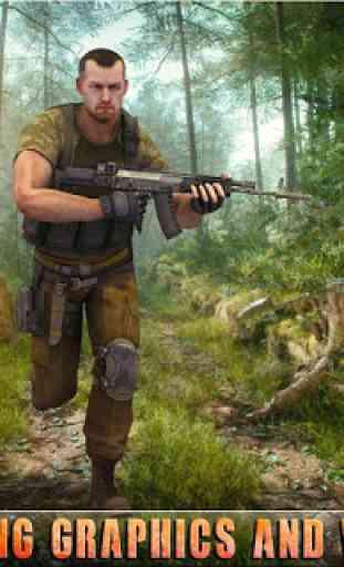 Ultimate Anti Terrorist Modern Shooter Gun War 3D 2