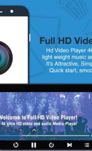 Full HD Video Player 1