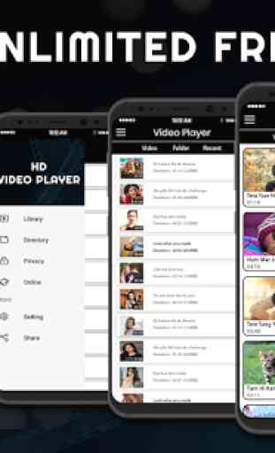 HD Video Player All Format 4