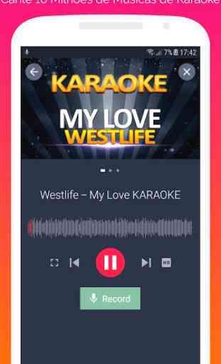 Cantar Karaokê 2019 | Karaoke 1
