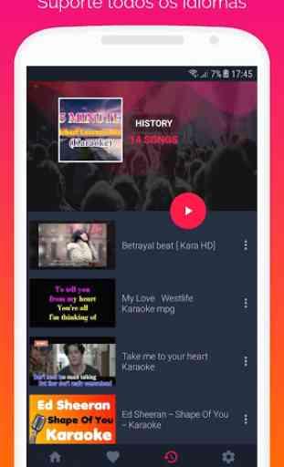 Cantar Karaokê 2019 | Karaoke 3