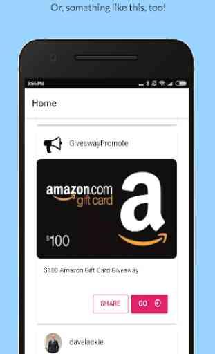 Giveaway Prime - Free Gift Cards & Rewards 3