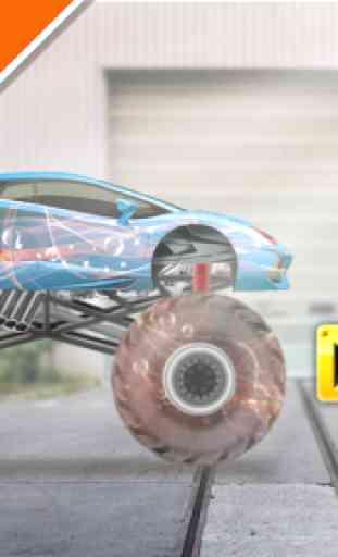 Racing Monster Trucks Grátis 1