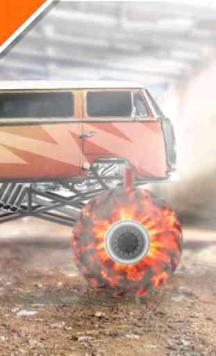 Racing Monster Trucks Grátis 3