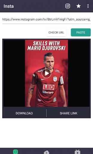 Video Downloader para Instagram 3