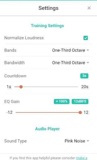 Audio Training (Ear training for EQ and Feedback) 2