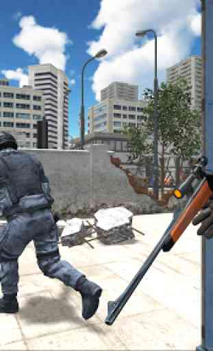 Delta Force Critical Strike - Shooting Game 2