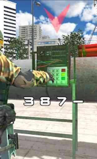 Delta Force Critical Strike - Shooting Game 3