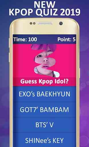 Kpop Quiz 2019 2