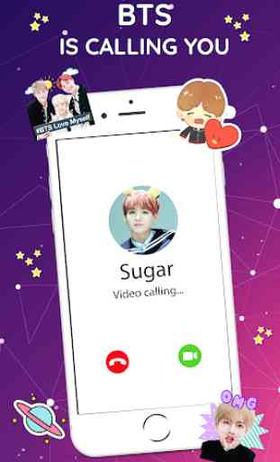 BTS Video Call Prank - Call With BTS Idol Prank 1