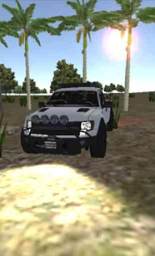 IDBS Offroad Simulator 3