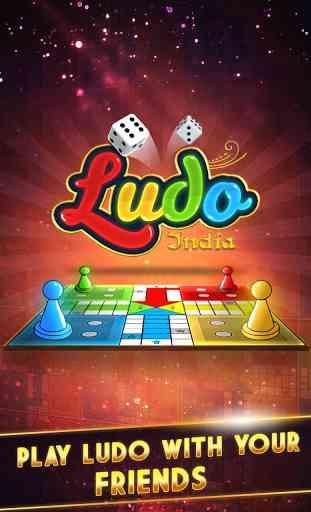 Ludo India - Classic Ludo Game 1