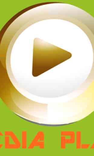 Mp3 Media Player Com Equalizador Tocador de Música 2