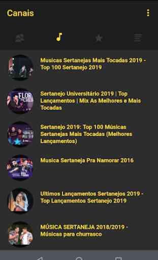 Só Sertanejo - Música sertaneja grátis 4