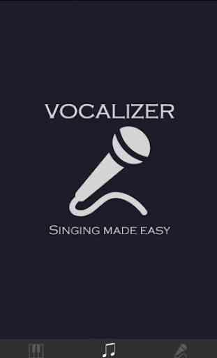 Vocalizer - Singing 1