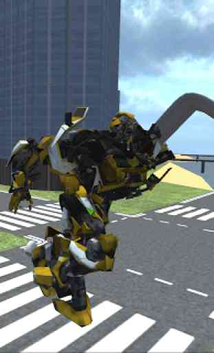 Extreme X Ray Robot Stunts 1