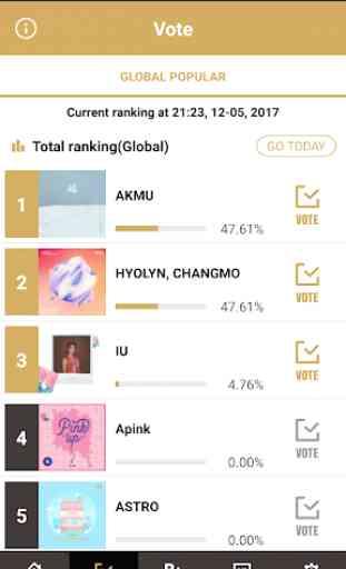 GDA2018 Global VOTE 3