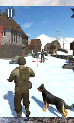 Medal Of War : WW2 Tps Action Game 1