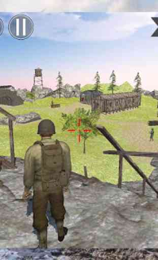 Medal Of War : WW2 Tps Action Game 2