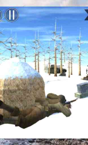Medal Of War : WW2 Tps Action Game 3
