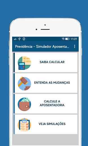 Reforma da Previdência - Simulador Aposentadoria 1