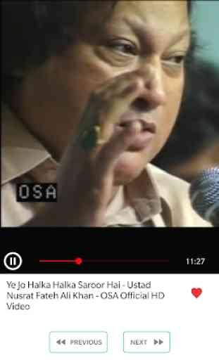 Top Nusrat Fateh Ali Khan Qawwali Songs 2