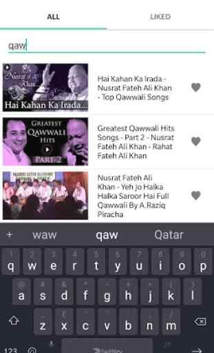 Top Nusrat Fateh Ali Khan Qawwali Songs 3