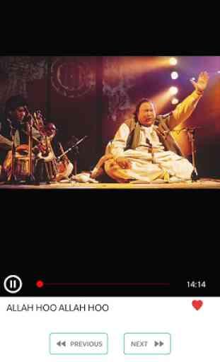 Top Nusrat Fateh Ali Khan Qawwali Songs 4