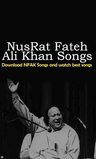 Nusrat Fateh Ali Khan Qawwali Songs 4