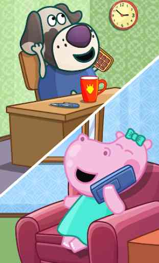 Telefone falando engraçado 2