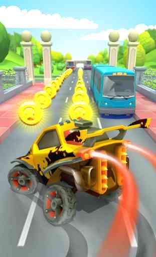 Car Run Racing  1