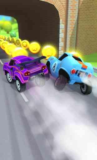 Car Run Racing  4