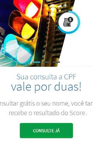 Consultar CPF e CERASA de Graça 4