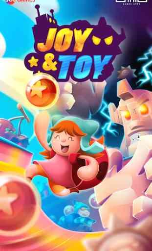 Joy e Toy - As aventuras de Poliana 1